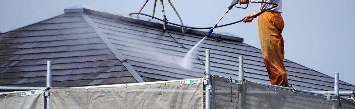 屋根塗装は必要?不要?
