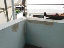 外壁補修の下準備